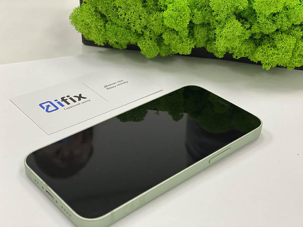 Замена стекла на iPhone 12 Mini