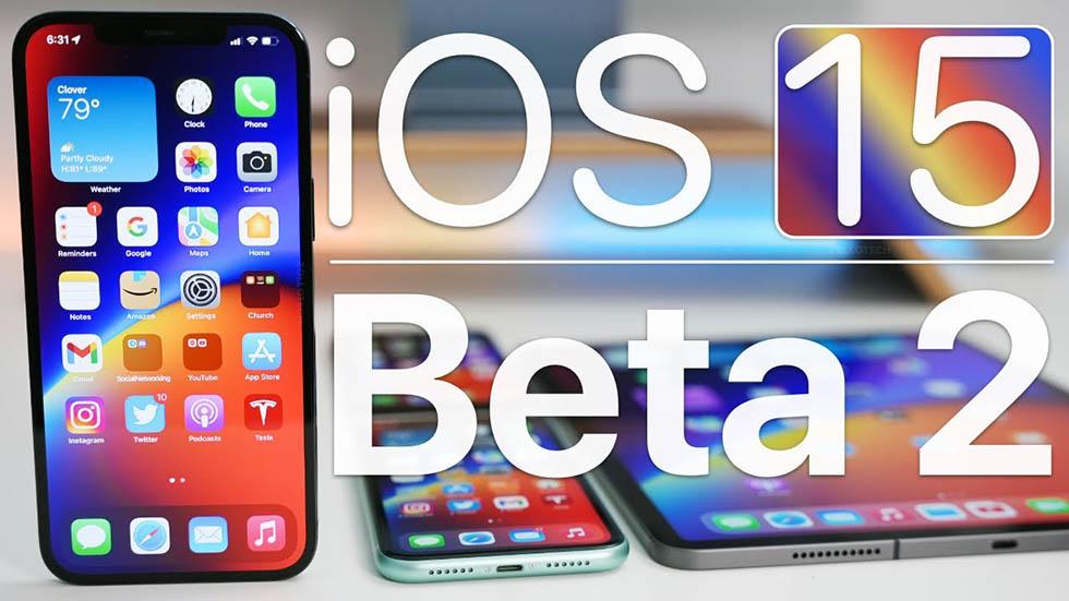 OS 15 beta 2