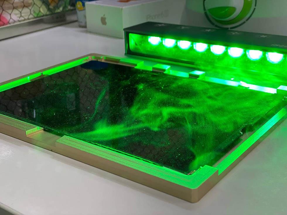 Как поменять стекло iPad Air 4