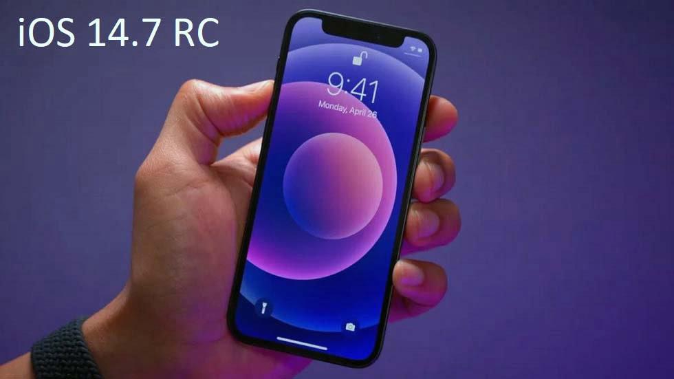 iOS 14.7 RC